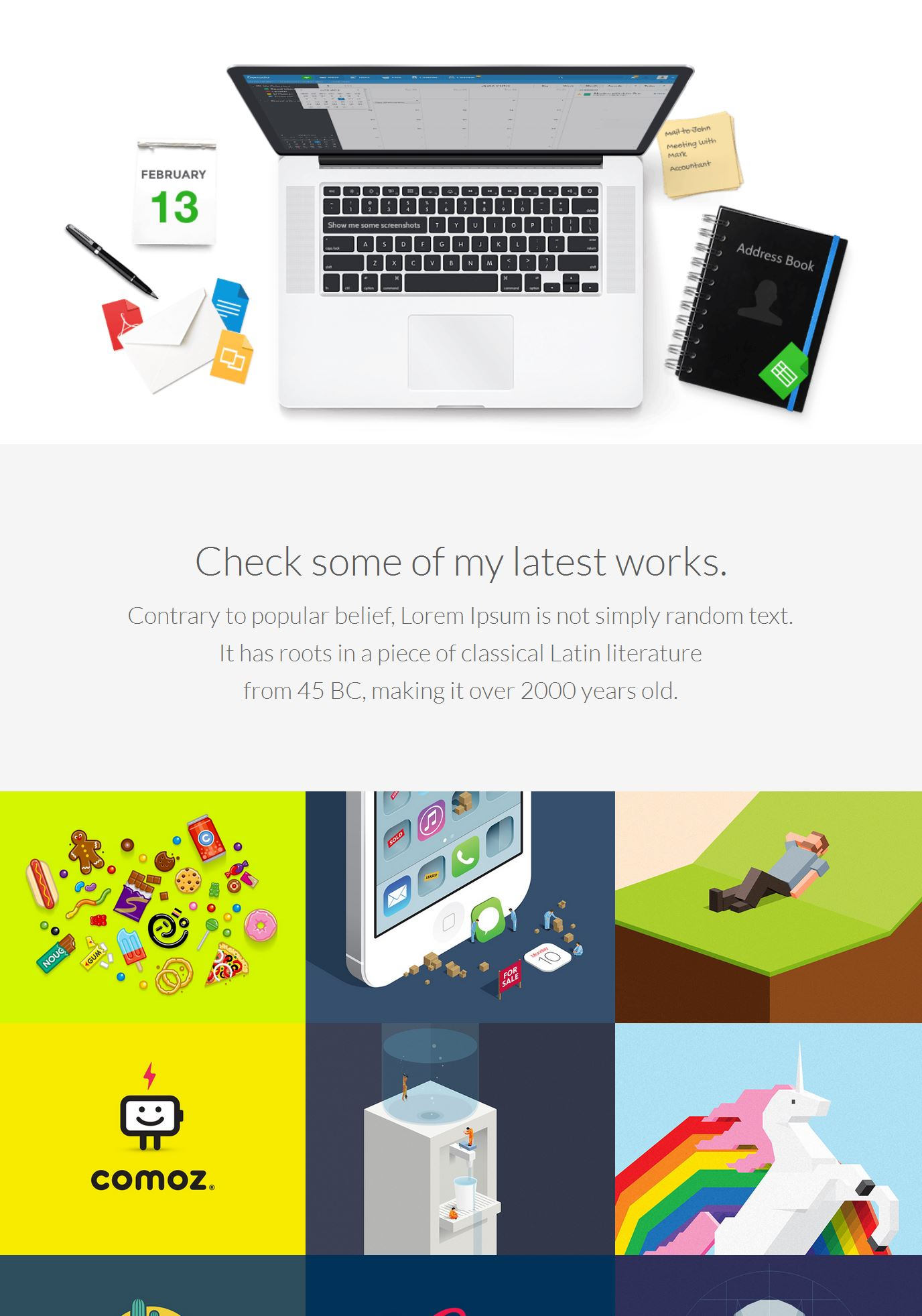 Bootstrap Css Template