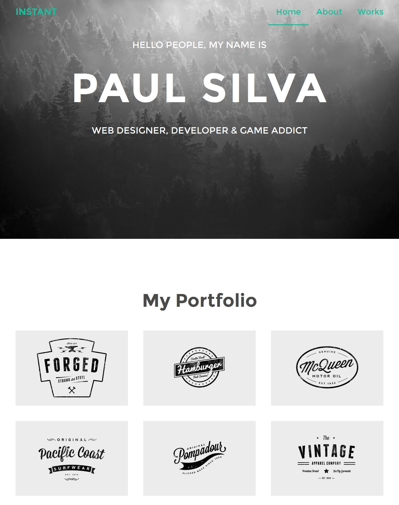 Bootstrap Download Template