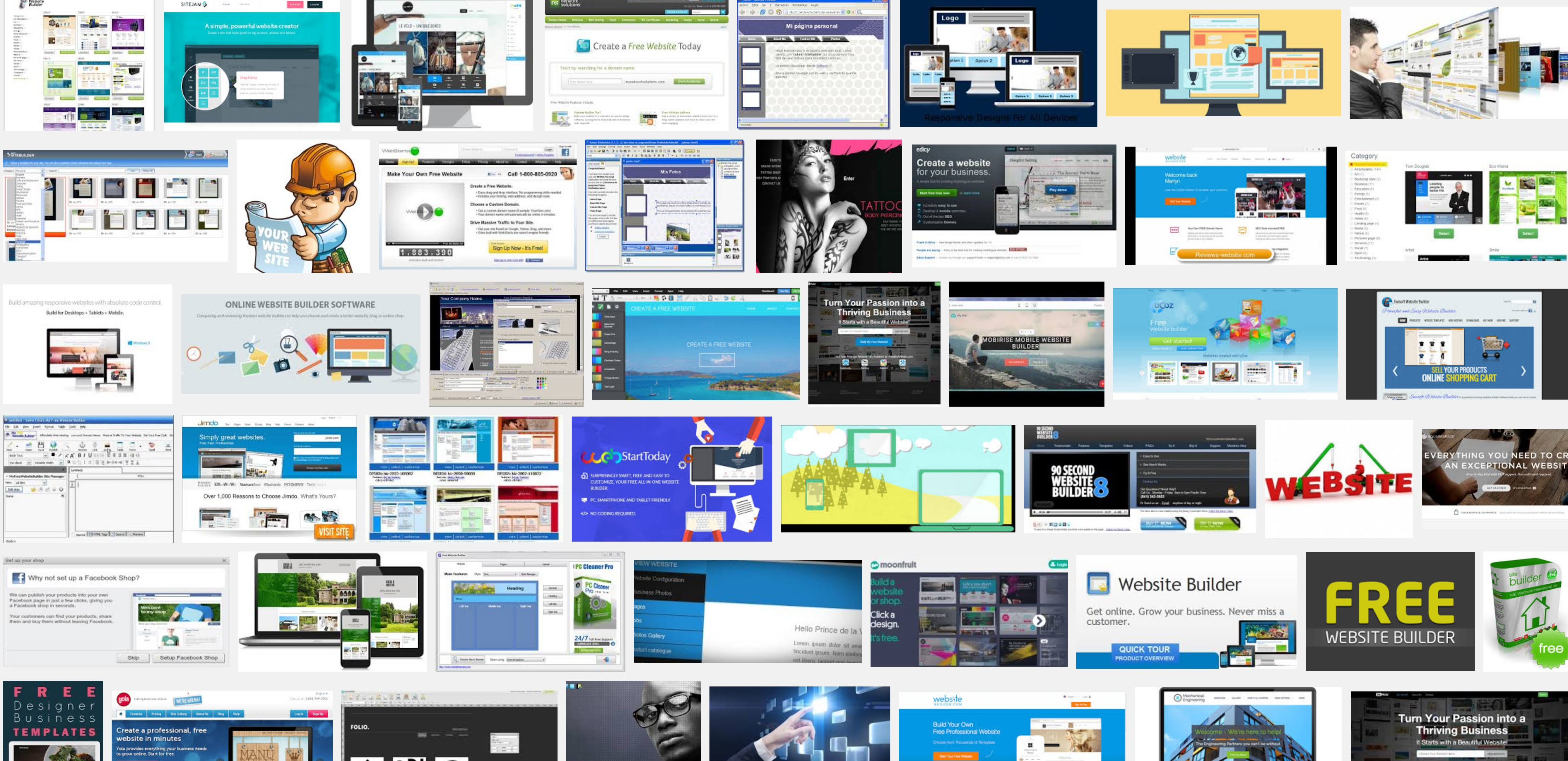 Bootstrap Mobile Website Builder Review