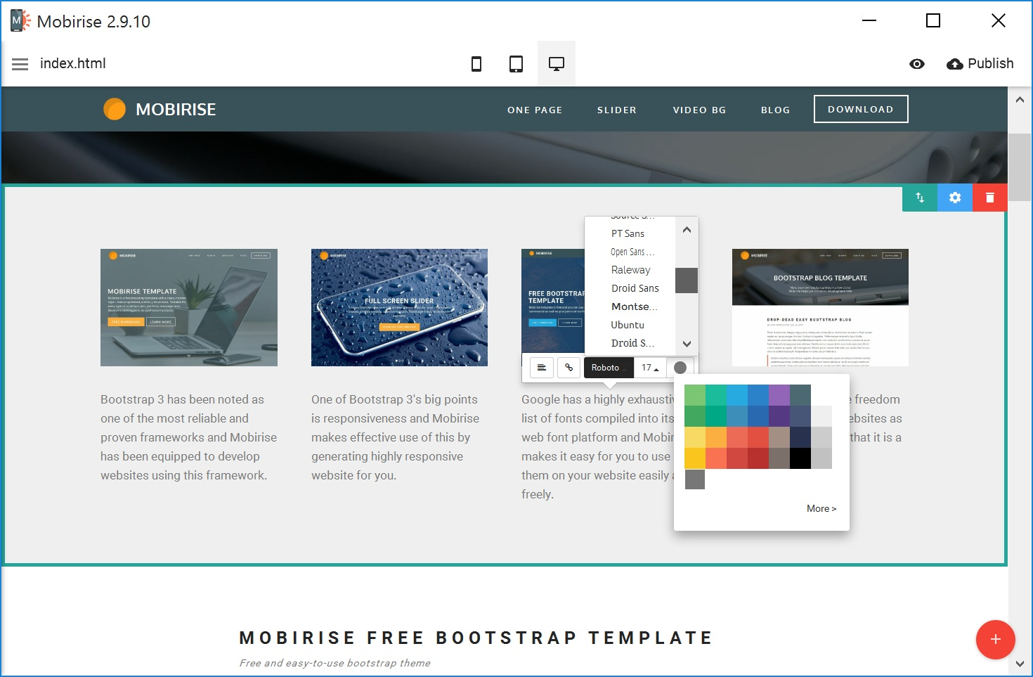 Mobile Website Creator Review