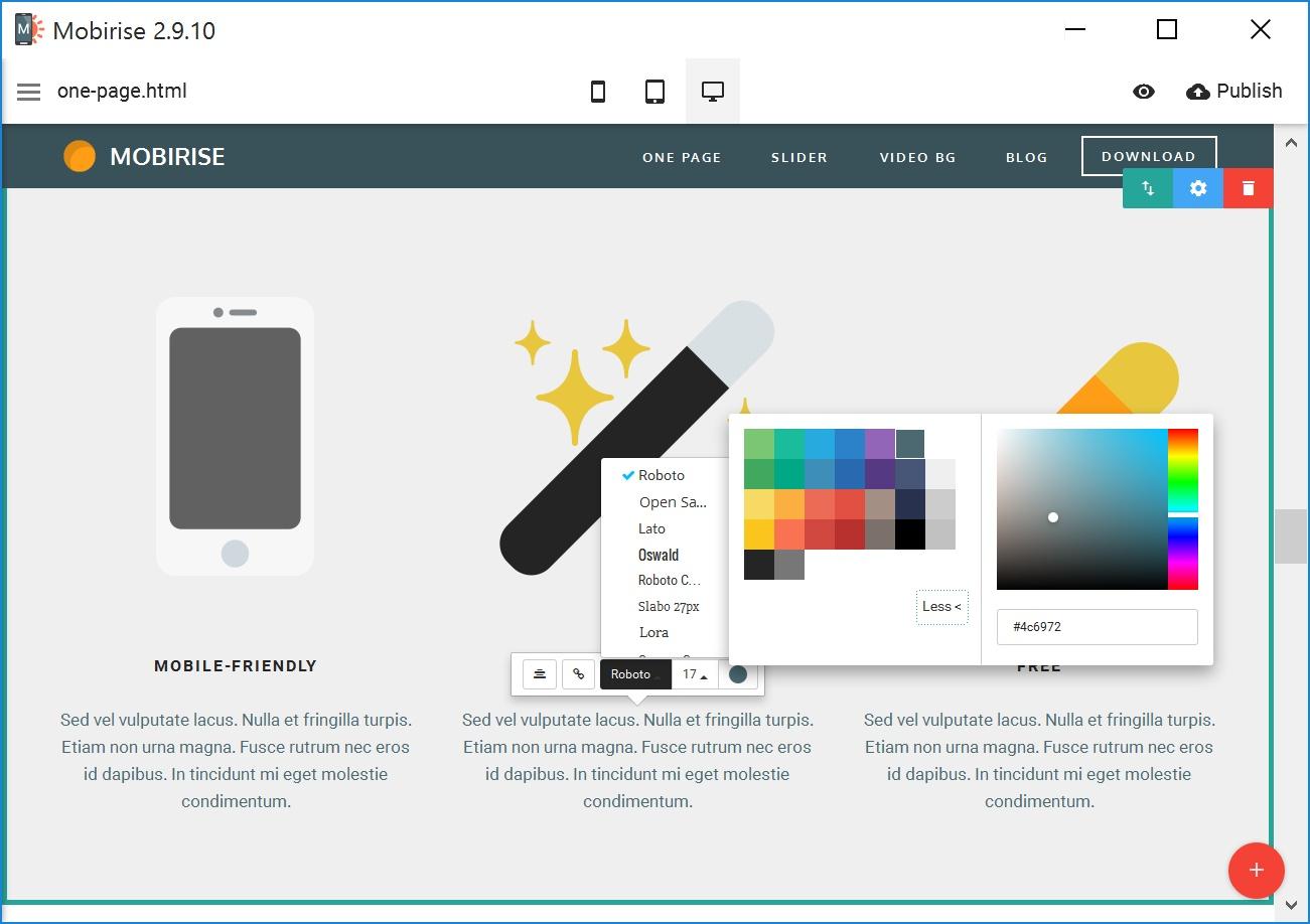 Offline Mobile Website Maker Review