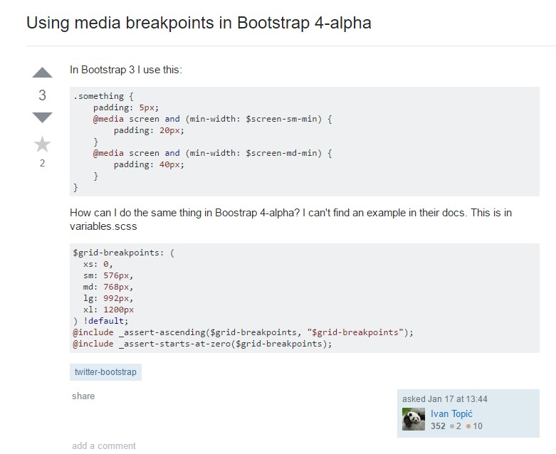 Bootstrap Breakpoints  concern