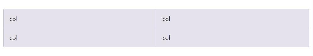 Equivalent  size multi-row