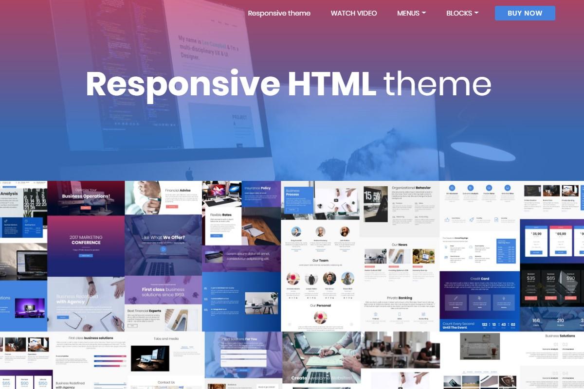 Website Template