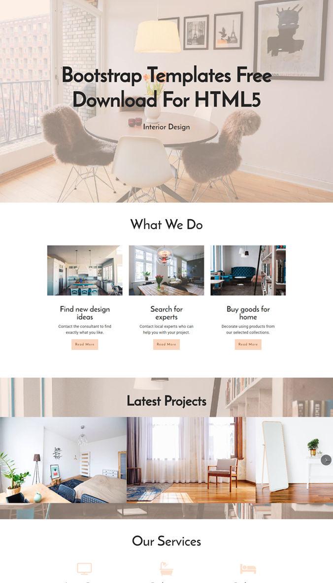 Basic Template for Website